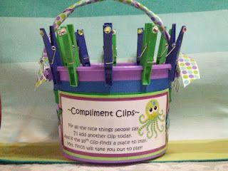 Compliment clips- The class receives a clip every time they are complimented from other staff, teachers, principal, etc...#Repin By:Pinterest++ for iPad#: Teacher Things, Teacher S Toolbox, Teacher Stuff, Teachers Principal, Staff Teachers, Teacher Goodies, Teacher Ideas, 0Lympics Teachers, Bucket Lists