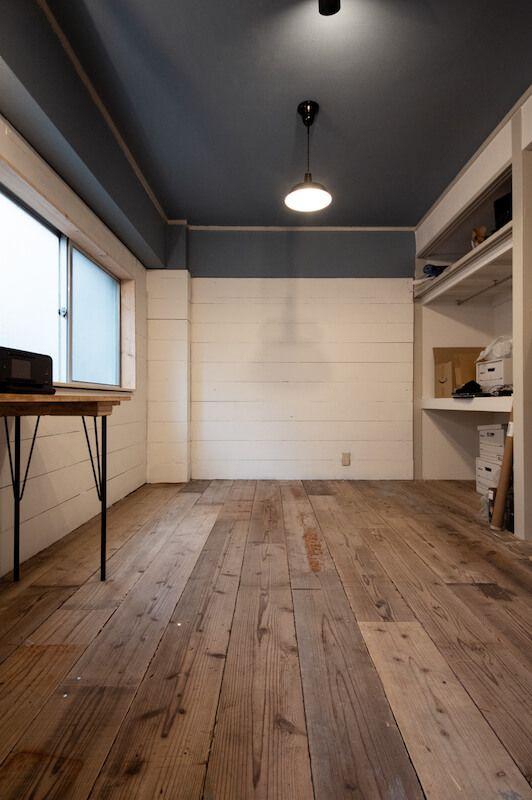 賃貸diy マンションの床に傷を付けずに足場板を貼る ホームウェア