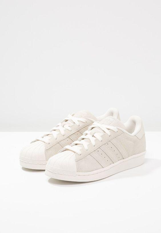 adidas originals superstar j - baskets basses - white