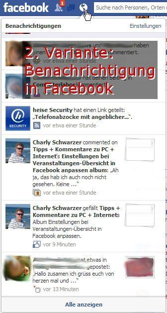 """* Warum bei mir die """"Facebook-Startseite"""" selten angezeigt wird *  Die """"Startseite"""" von Facebook, der Haupt-Stream ist die Seite, die bei den meisten gleich nach dem Login angezeigt wird. Nach einigen Jahren arbeiten mit FB + vielen individuellen Einstellungen sieht meine tägliche Arbeit mit FB aber etwas anders aus.  Mein Ablauf sieht eher so aus: mehr im Facebook-Beitrag"""