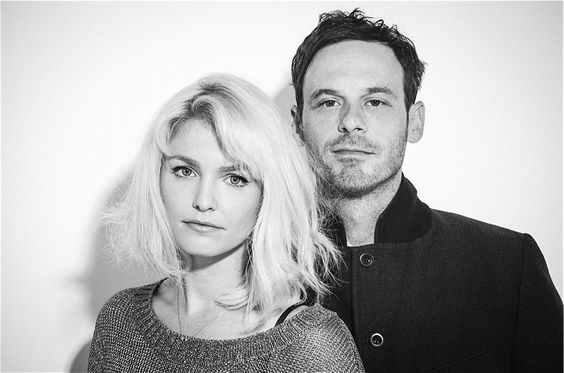 Whitney Able and Scoot McNairy for Issue Magazine. Photo by Jan-Willem Dikkers. 6
