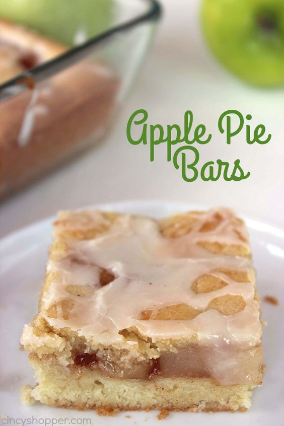 If you are a fan of apple pie, you will love these easy to make Apple Pie Bars. You can use homemade apple pie filling or even store bought. Perfect fall dessert. Apple Pie Bars School starts for my kiddos next week. Summer has flown by for our family. It's hard to believe that it...Read More