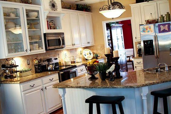 Cozinha com cara de casa de mãe: Câncer e Capricórnio