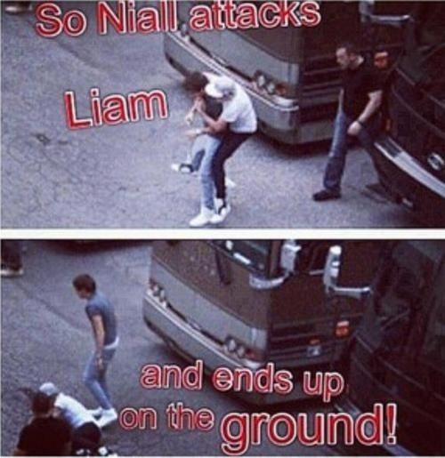Only you nialler