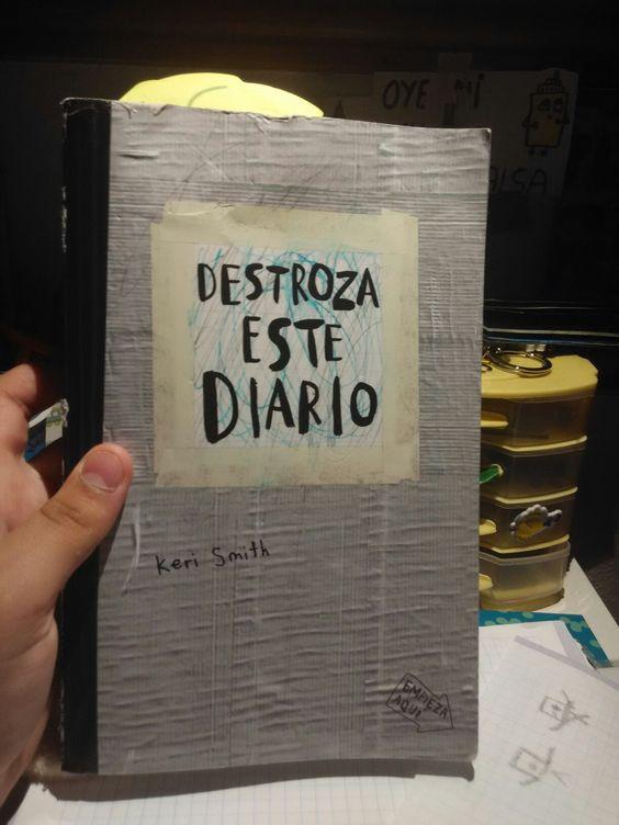 Destroza este diario mas guay no puede ser