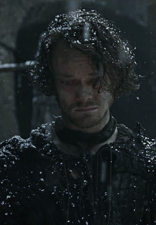 Theon Greyjoy   #Reek   #coward  