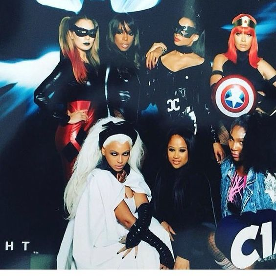 Squad Goals - Ciara's Costume Based Birthday Party - http://urbangyal.com/squad-goals-ciaras-costume-based-birthday-party/