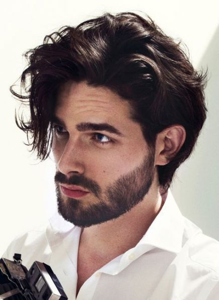 65 Ideas Hairstyles Men Vintage Guys Long Hair Styles Men Thick Hair Styles Mens Hairstyles Medium
