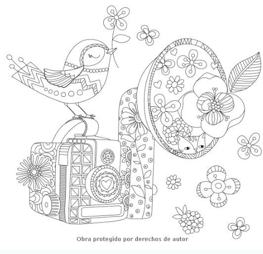 Libro de colorear de Coloriage oculta por JapanZakkaILOILO en Etsy ...