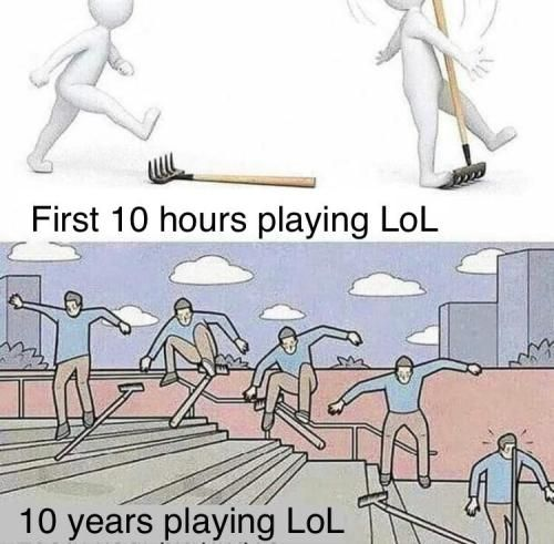 League Of Legends Learning Curve Funny Memes League Of Legends League Of Legends Memes