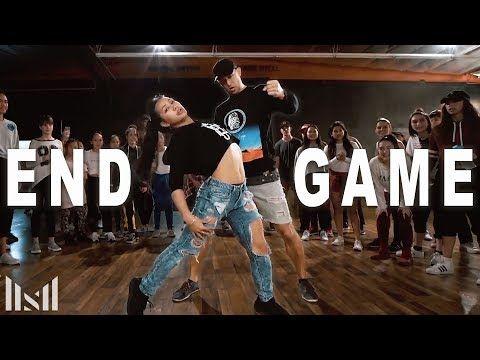 End Game Taylor Swift Ft Ed Sheeran Dance Matt Steffanina Ft Trinity Youtube Taylor Swift Videos Dance Music Videos Dance Videos