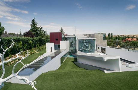 House H by Abiboo Architecture - Spain