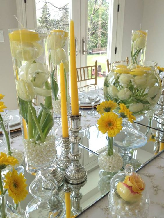 Add a little oomph to your home's decor, a dash of elegance, and a burst of color with a gorgeous, mood-lifting bouquet of flowers. Flowers are the best thing you can do to tie your home's decor together and give … Continue reading →