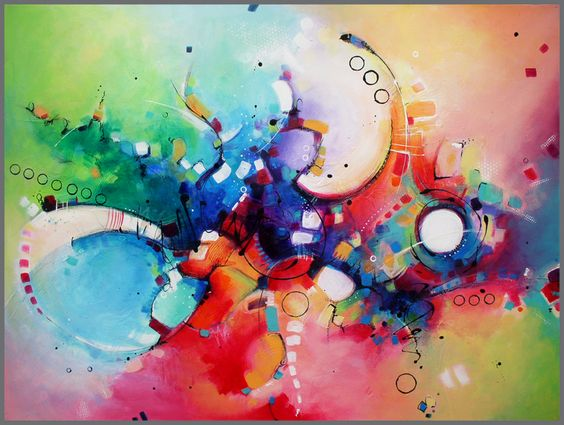 Joy of Color by San-T on DeviantArt