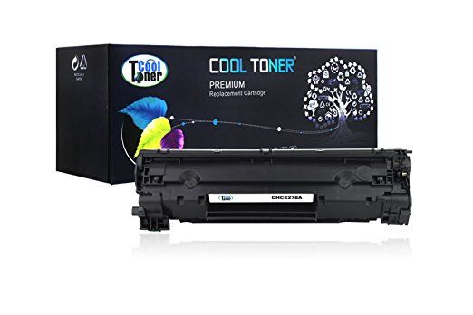 Cool Toner Chce278a Compatible Toner Cartridge Replacement For Hp Ce278a 78a Black Toner Cartridge Toner Cool Stuff