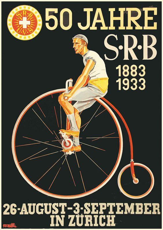 Huber Emil 50 Jahre SRB Jahr: 1933