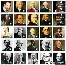 Resultado de imagen de compositores