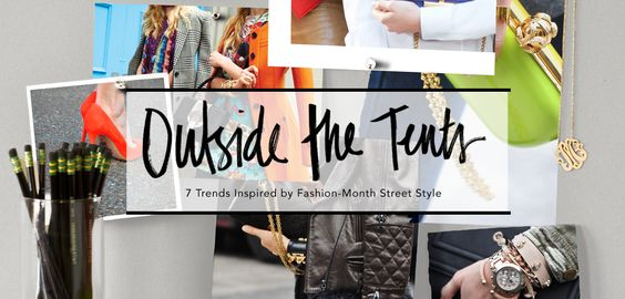 Outside the Tents: 7 Fashion-Month Street-Style Tr