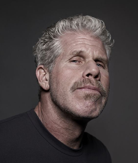 Ron Perlman ( Sons of Anarchy ) - Portraits by Matt Carr
