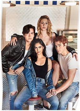 Riverdale Cast Signed 8x10 Autographed Photo Reprint