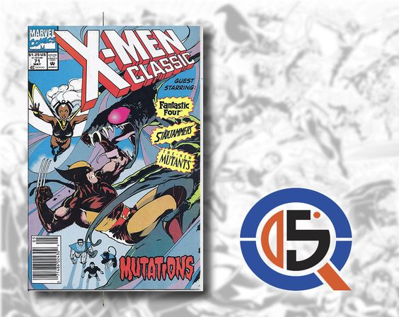 X-MEN CLASSIC #71 Escrito por Chris Claremont. Reimpresión de Uncanny # 167 $ 50.00 www.facebook.com/La5aDimension/