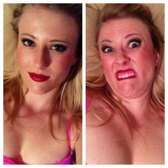 38 Chicas Hermosas Haciendo Caras Horribles… Hoy no duermo!