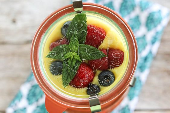 Crock Pot Cheesecake in Jars & Mighty Nest Giveaway - Health Starts in the Kitchen - Grain/Gluten Free - Real Food - Low Carb