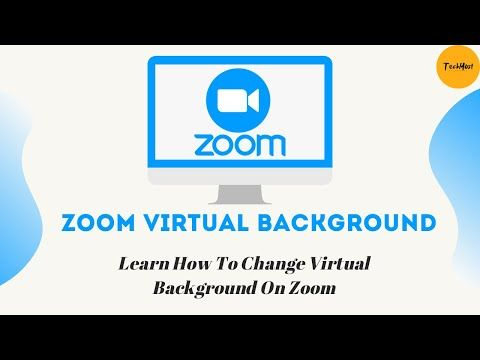 How To Change Background On Zoom 8211 Virtual Background Change Background Change Background