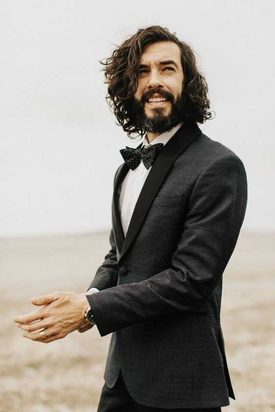 Feeling Confident And Looking Your BestWith The Black Tux