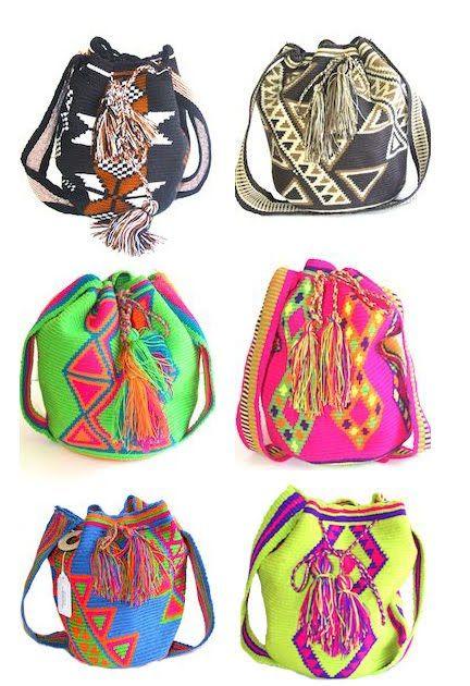 Wayuu Taya. Susu Bag.: