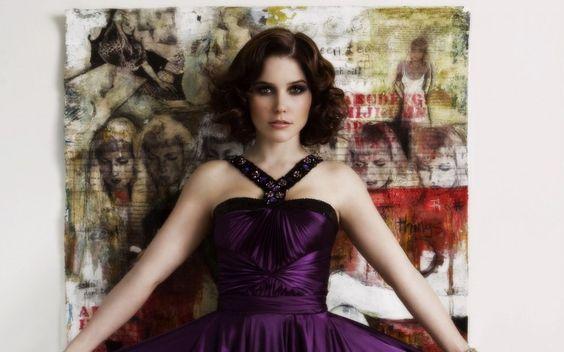 Fonds d'écran Célébrités Femme > Fonds d'écran Sophia Bush Wallpaper N°232181 par neowitch - Hebus.com