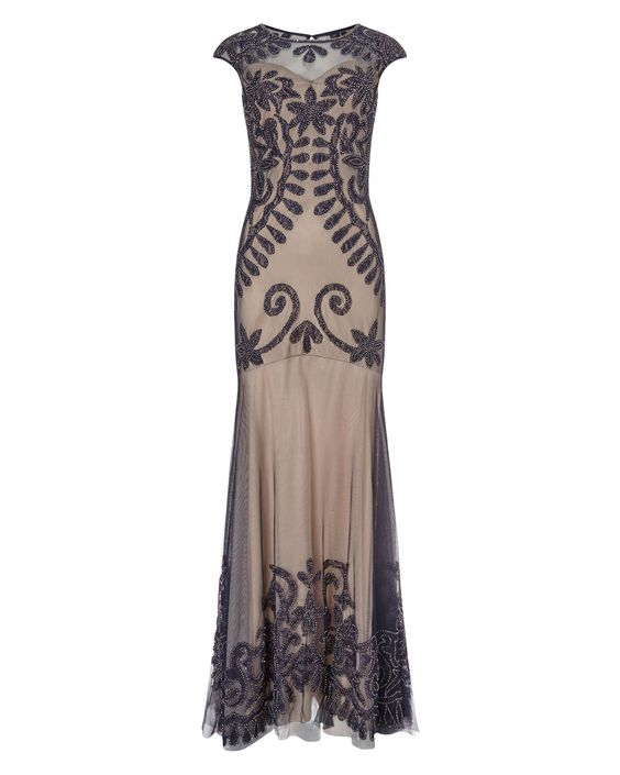 Phase 8 belinda lace dress anthropologie
