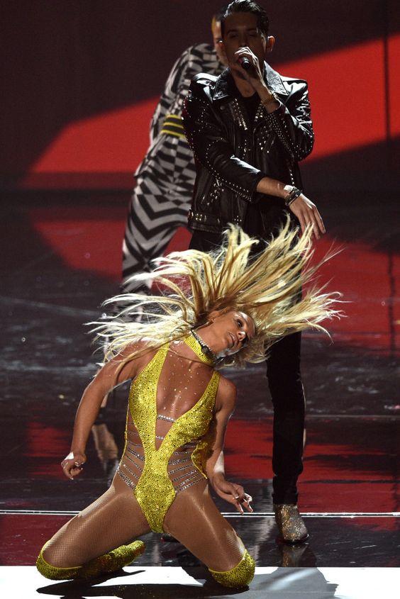 Lo que dio de sí el esperado regreso de Britney Spears a los MTV Video Music…