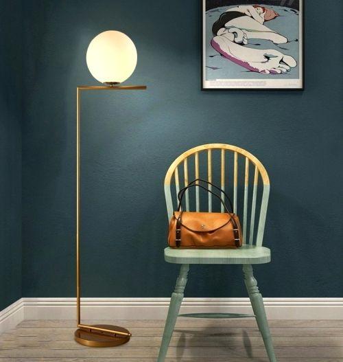 35 Ausgefallene Und Moderne Stehlampen Fur Wohnraume Mit Pfiff Decor Home Decor Furniture