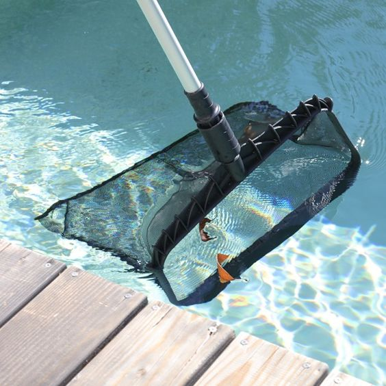 JD épuisette piscine