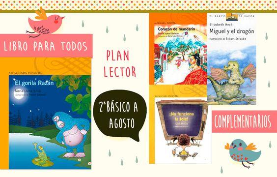Diseño de Planes Lectores Colegio San Ignacio el Bosque