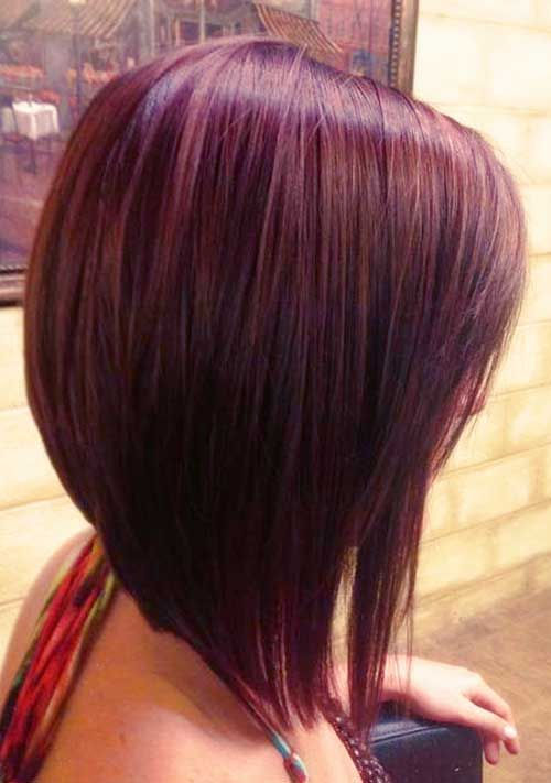 15 Angled Bob Hairstyles Pictures | Bob Hairstyles 2015 - Short Hairstyles for Women