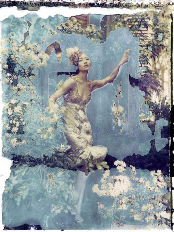 Beautiful polaroids by  © Cathleen Naundorf « An Ordinary day » - Valentino