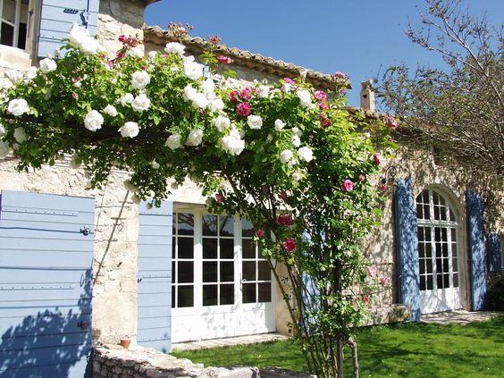 Villa Provence na França: Fazenda do Século XVII | Matueté Villas