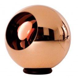 Tom Dixon Copper Shade vloerlamp 45cm