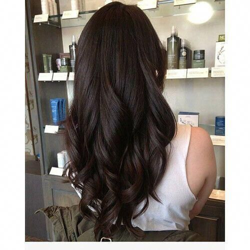 Promotion Ugeat 100g Full Head Pu Remy Tape In Hair Extensions Solid Color Ugeat Straight Wedding Brunette Hair Color Hair Styles Dark Brown Hair Color