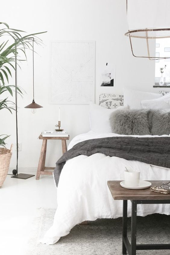 My home - bedroom tour. My Scandinavian Home blog.: