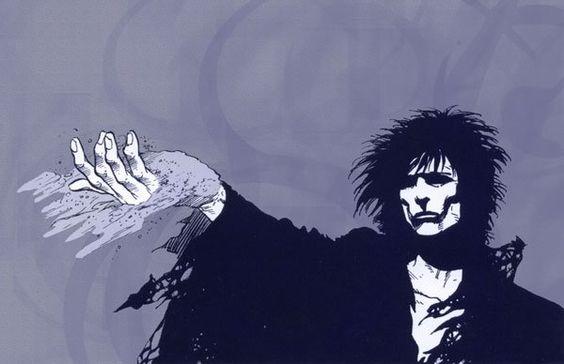 Sandman (Neil Gaiman) Morpheus