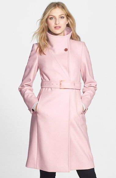 Images of Pale Pink Coat - Reikian