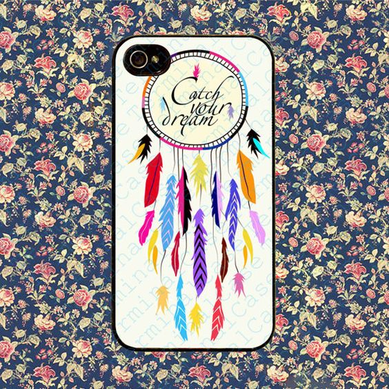 catch your dream for iPhone 4, iPhone 4s, iPhone 5 /5s/5c, Samsung Galaxy S3, Samsung Galaxy S4 Case