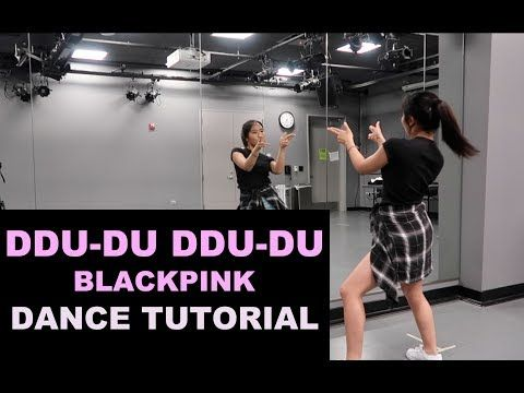Blackpink 뚜두뚜두 Ddu Du Ddu Du Lisa Rhee Dance Tutorial Youtube Dance Pop Dance Blackpink