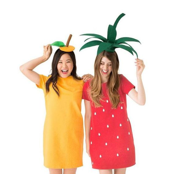 25 DIY Halloween Costumes You're Going to Love | StyleCaster