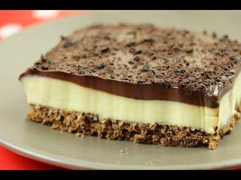حلى بارد فاخر حلويات سهلة وسريعة ب 3 وصفات رائعة و بدون فرن مع رباح محمد Youtube Food Arabic Dessert Desserts