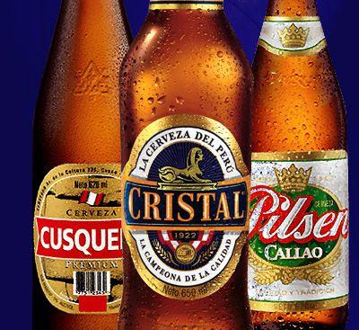 cervezas peruanas