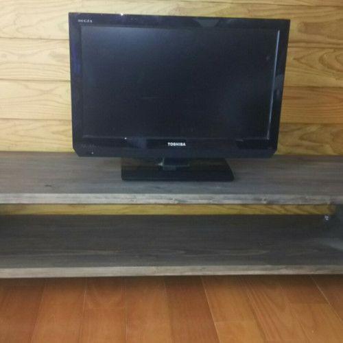 ボード テレビ台 手作り のピン